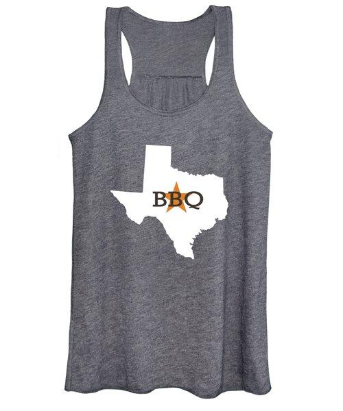 Texas Bbq Women's Tank Top