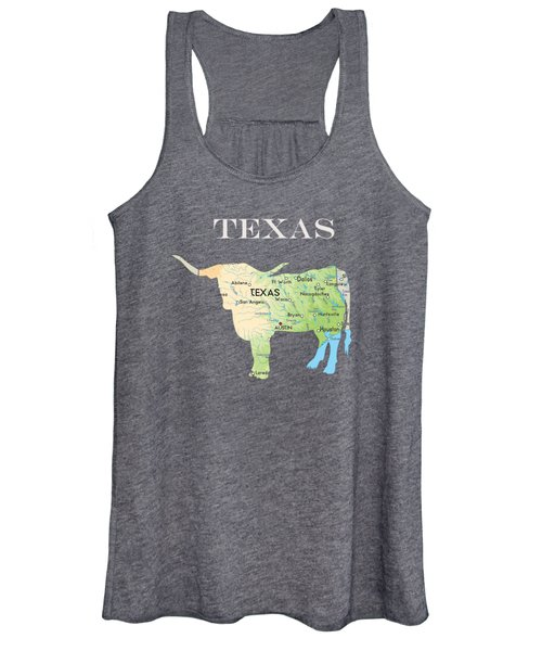 Texas Women's Tank Top