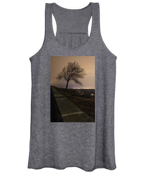 Thacher Park Twilight Women's Tank Top