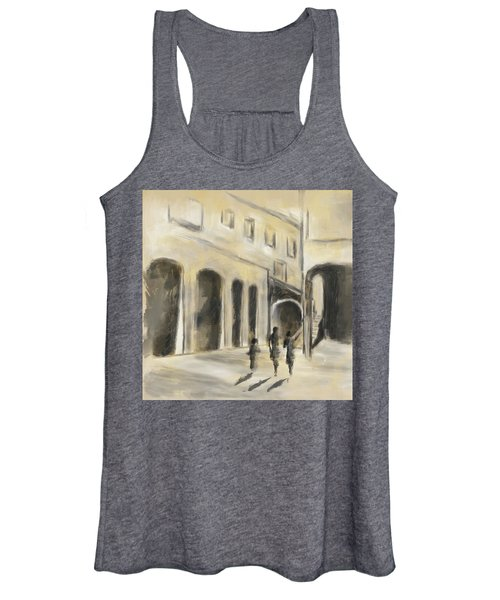 That Old House Women's Tank Top