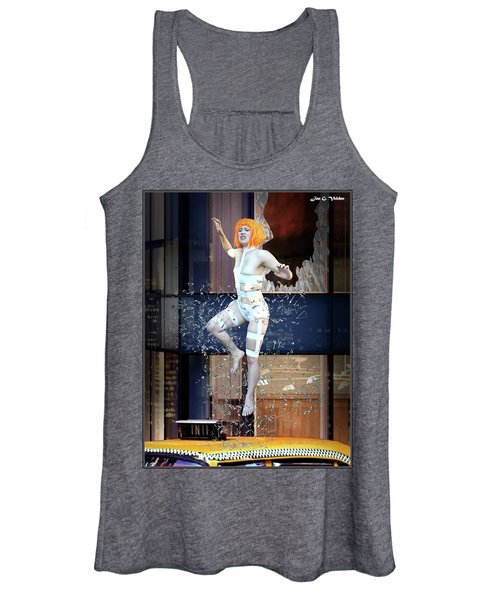 The 5th Element Women's Tank Top
