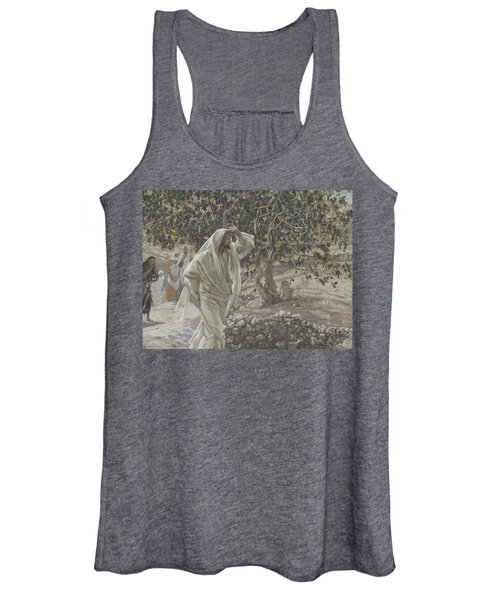 The Accursed Fig Tree Women's Tank Top