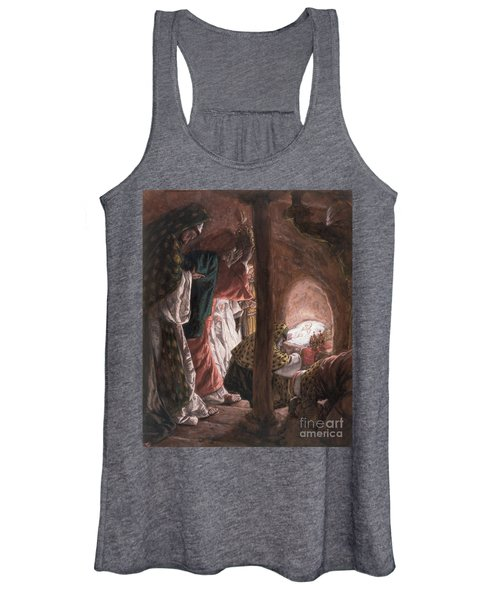 The Adoration Of The Wise Men Women's Tank Top