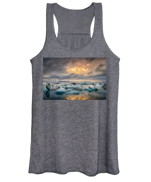 The Afternoon Has Gently Passed Me By Women's Tank Top