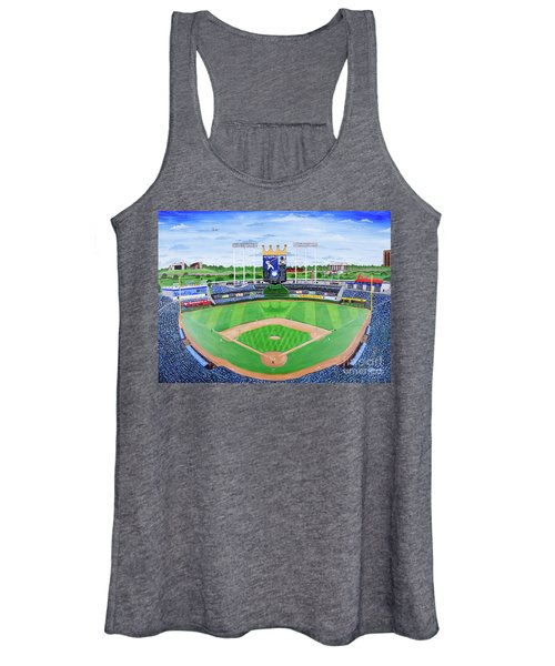 The Amazing Game At The K Women's Tank Top