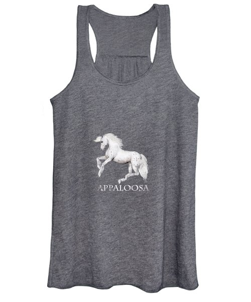 The Appaloosa Women's Tank Top