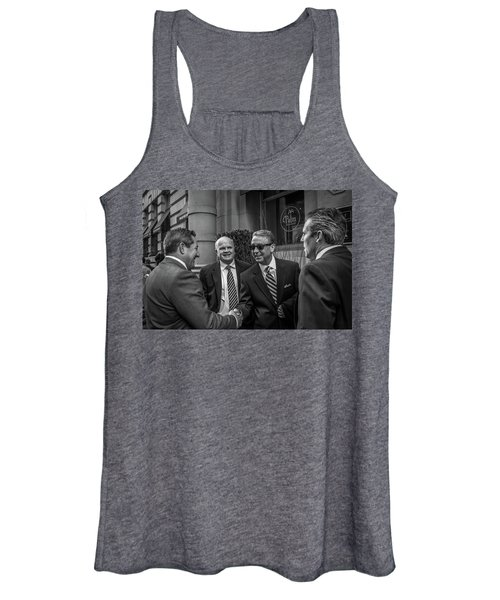The Art Of The Deal Women's Tank Top