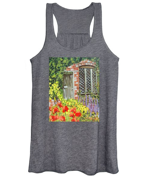 The Artist's Cottage Women's Tank Top