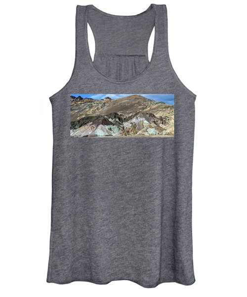 The Artists Palette Death Valley National Park Women's Tank Top