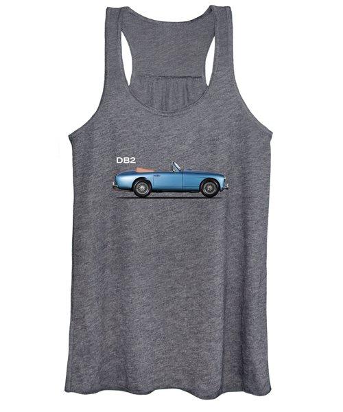The Aston Db2-4 Women's Tank Top