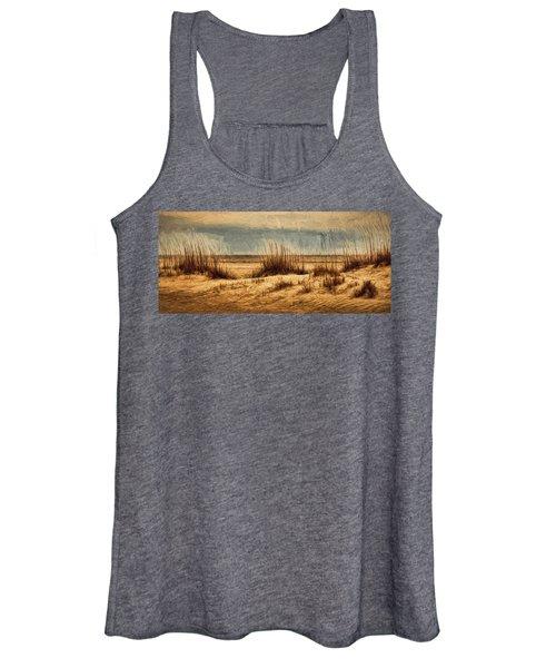 The Beach Women's Tank Top