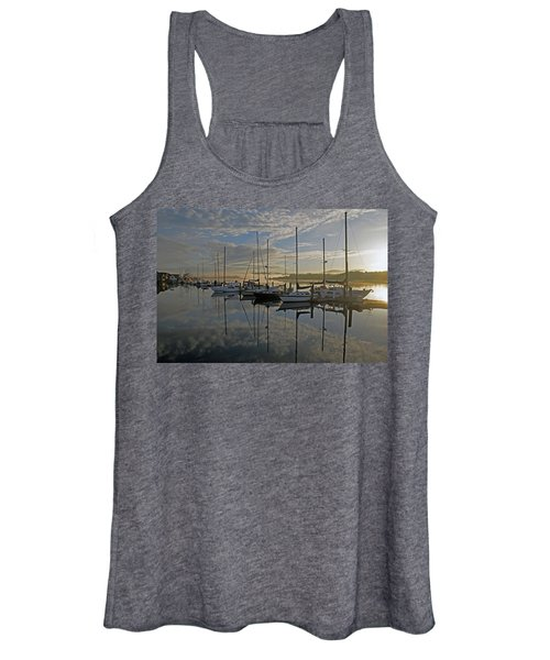 The Blue And Beyond Women's Tank Top