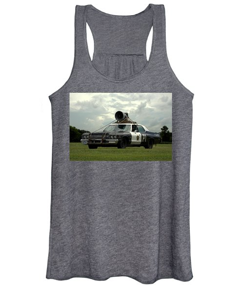 The Bluesmobile Women's Tank Top
