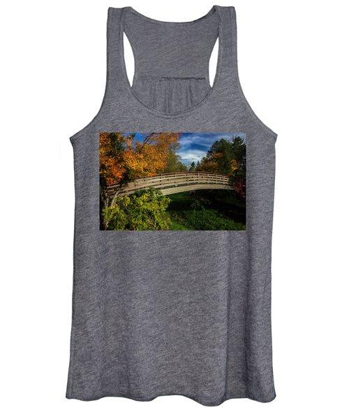 The Bridge To The Garden Women's Tank Top