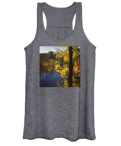 The Brilliance Of Nature Leaves Me Speechless Women's Tank Top
