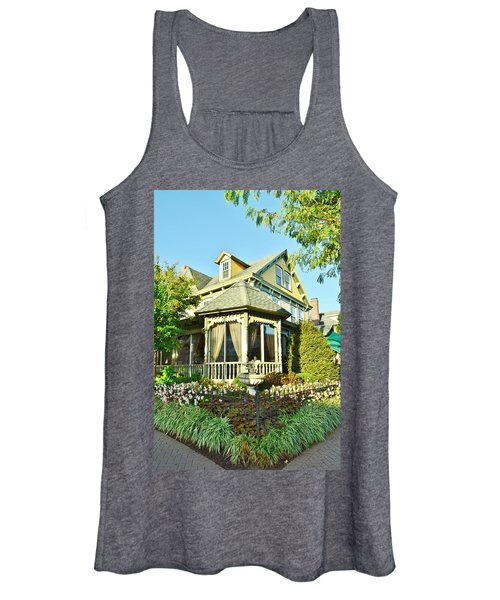 The Buttery Restaurant In Lewes Delaware Women's Tank Top