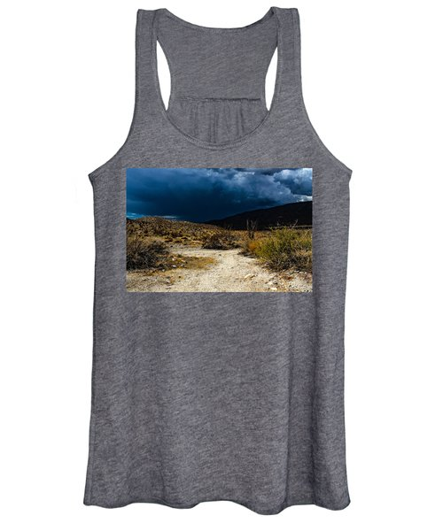 The Calm Before Women's Tank Top