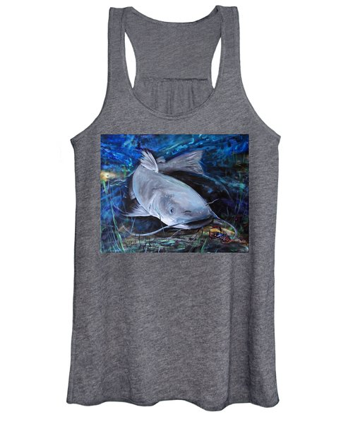 The Catfish And The Crawdad Women's Tank Top