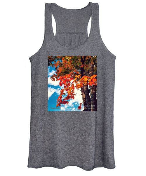 The  Changing  Women's Tank Top
