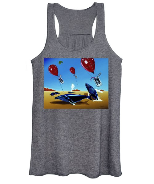 The Chase Women's Tank Top