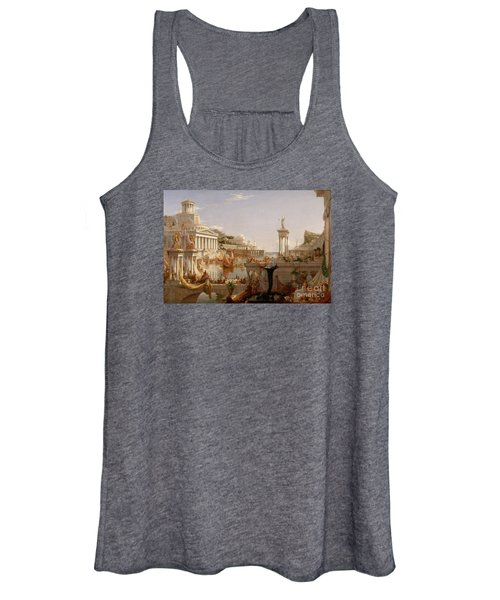 The Consummation The Course Of The Empire  Women's Tank Top