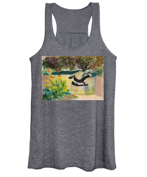 The Corinthian Garden Women's Tank Top