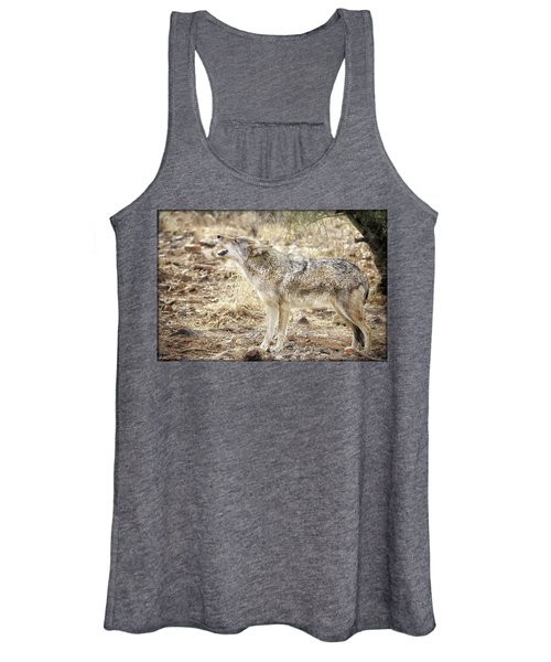 The Coyote Howl Women's Tank Top