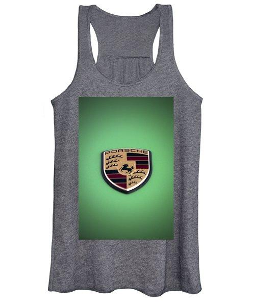 The Crest Women's Tank Top
