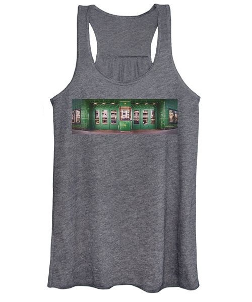 The Downer Theater 2016 Women's Tank Top