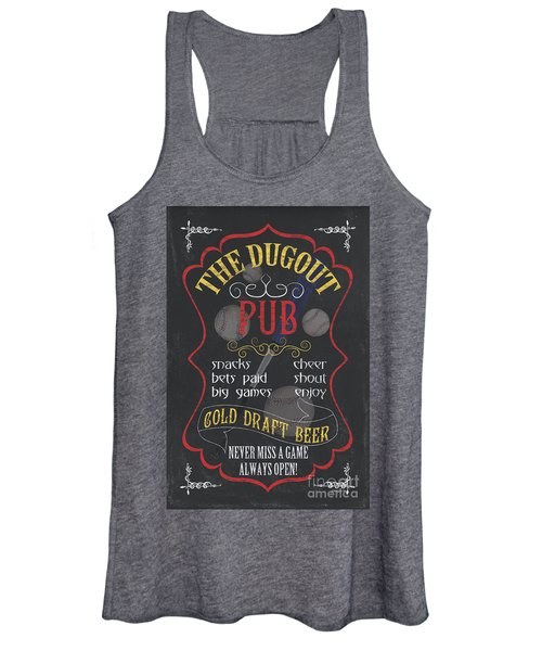 The Dugout Pub Women's Tank Top