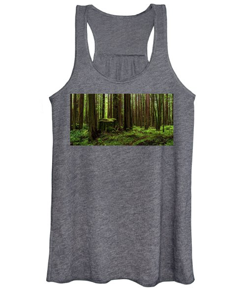 The Emerald Forest Women's Tank Top