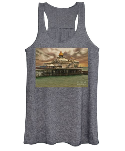 The End Of The Pier Show Women's Tank Top