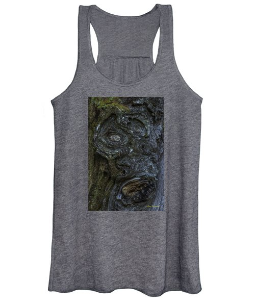 The Face Signed Women's Tank Top