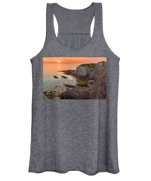 Nova Scotian Sunset Women's Tank Top