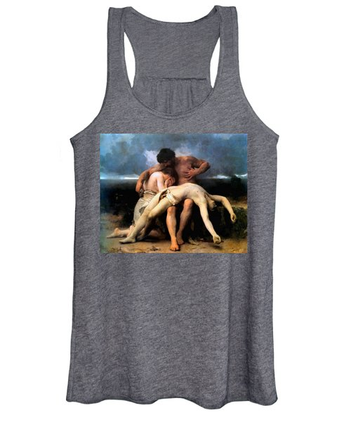 The First Mourning 1888 Women's Tank Top