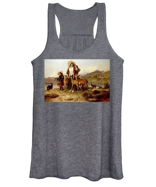 The Forester's Family Women's Tank Top