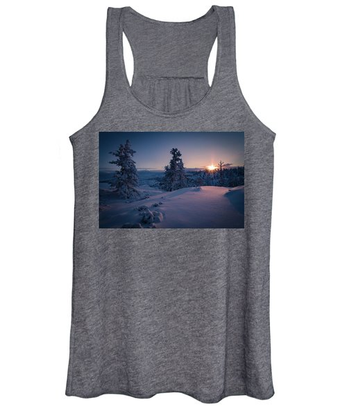The Frozen Dance Women's Tank Top