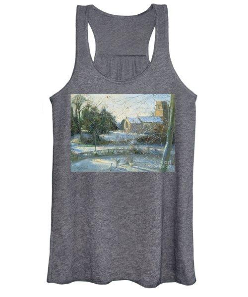 The Frozen Moat - Bedfield Women's Tank Top