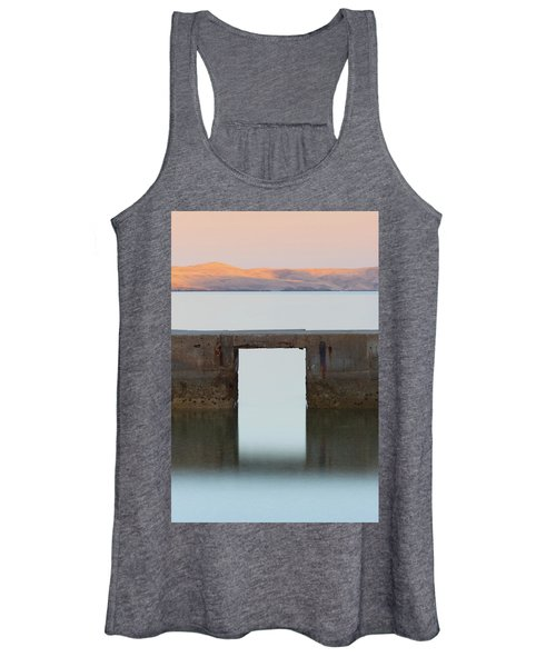 The Gate Of Freedom Women's Tank Top