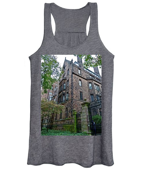 The Gates Of Yale Women's Tank Top