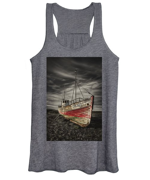The Ghost Ship Women's Tank Top