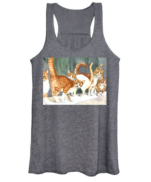 The Ginger Gang Women's Tank Top