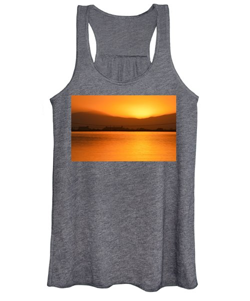 The Hour Is Golden Women's Tank Top