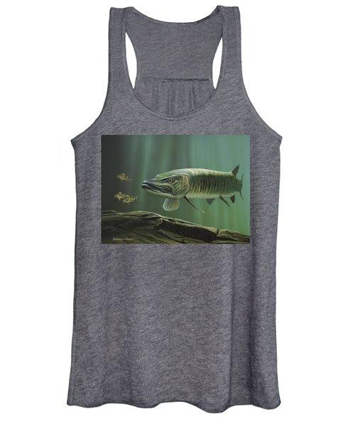 The Hunter - Musky Women's Tank Top