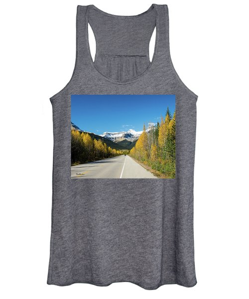 The Icefields Parkway Women's Tank Top