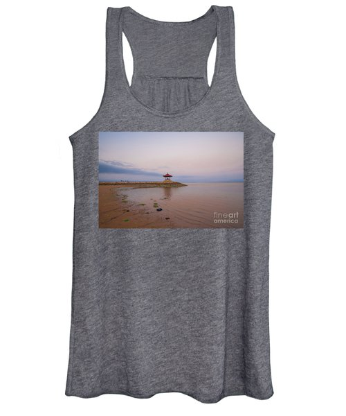 The Island Of God #9 Women's Tank Top