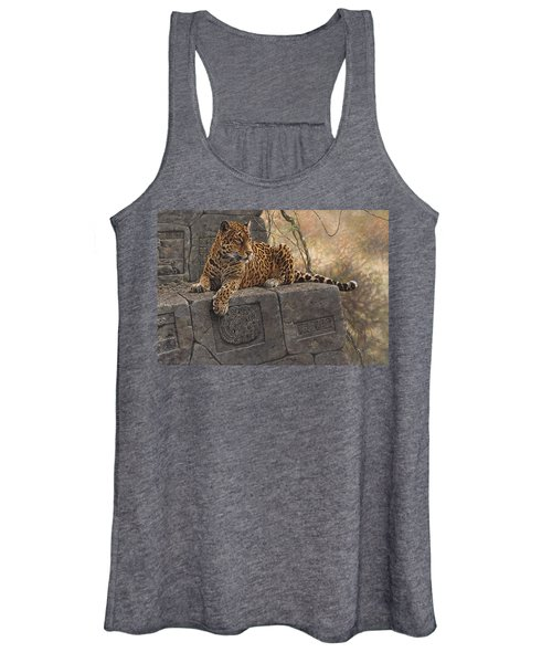 The Jaguar King Women's Tank Top