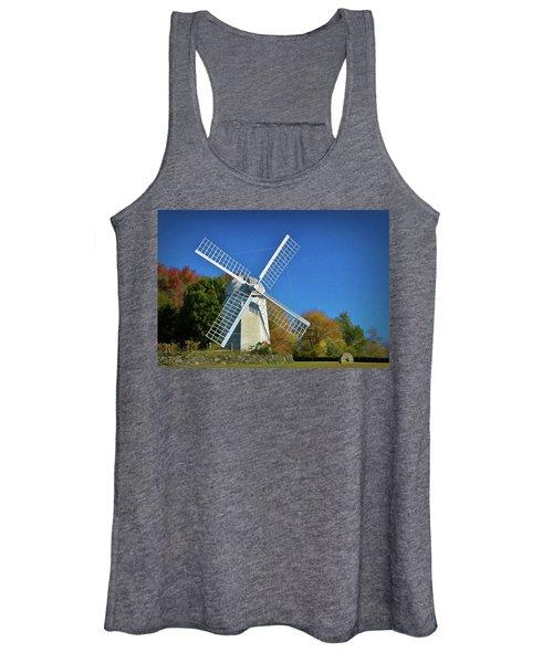 The Jamestown Windmill Women's Tank Top