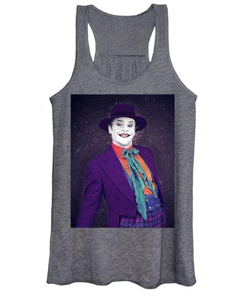 The Joker Women's Tank Top