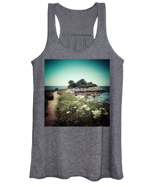 The Knob Looking Ahead Women's Tank Top